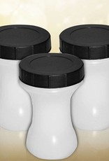 Suntana Vloeistof Cups met deksel - 3 Stuks
