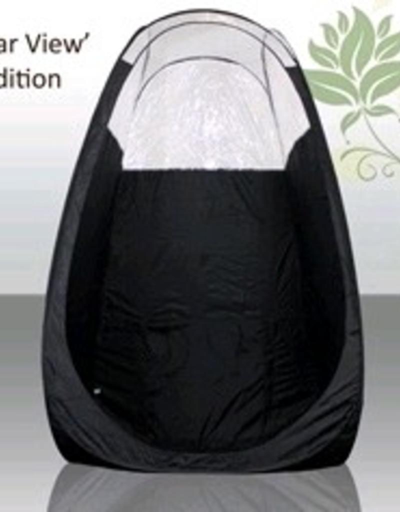 MaxiMist Spray tanning Tent/Cabine Zwart