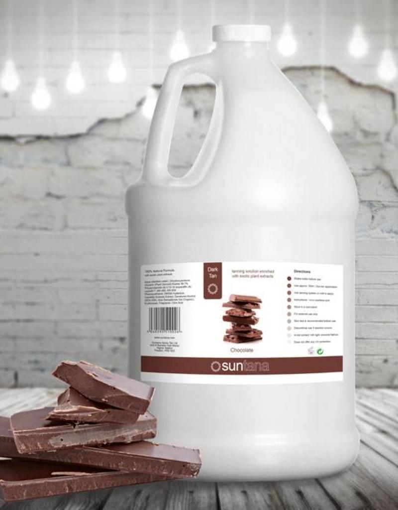 Suntana Suntana Chocolate - 12% DHA - Spray Tan vloeistof