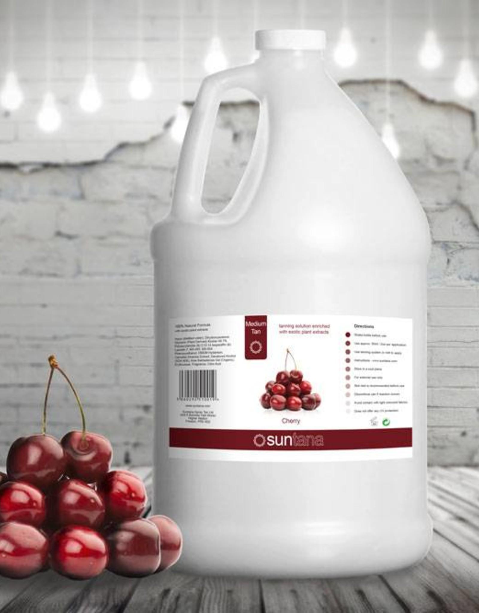 Suntana Suntana Cherry - 10% DHA - Spray Tan vloeistof