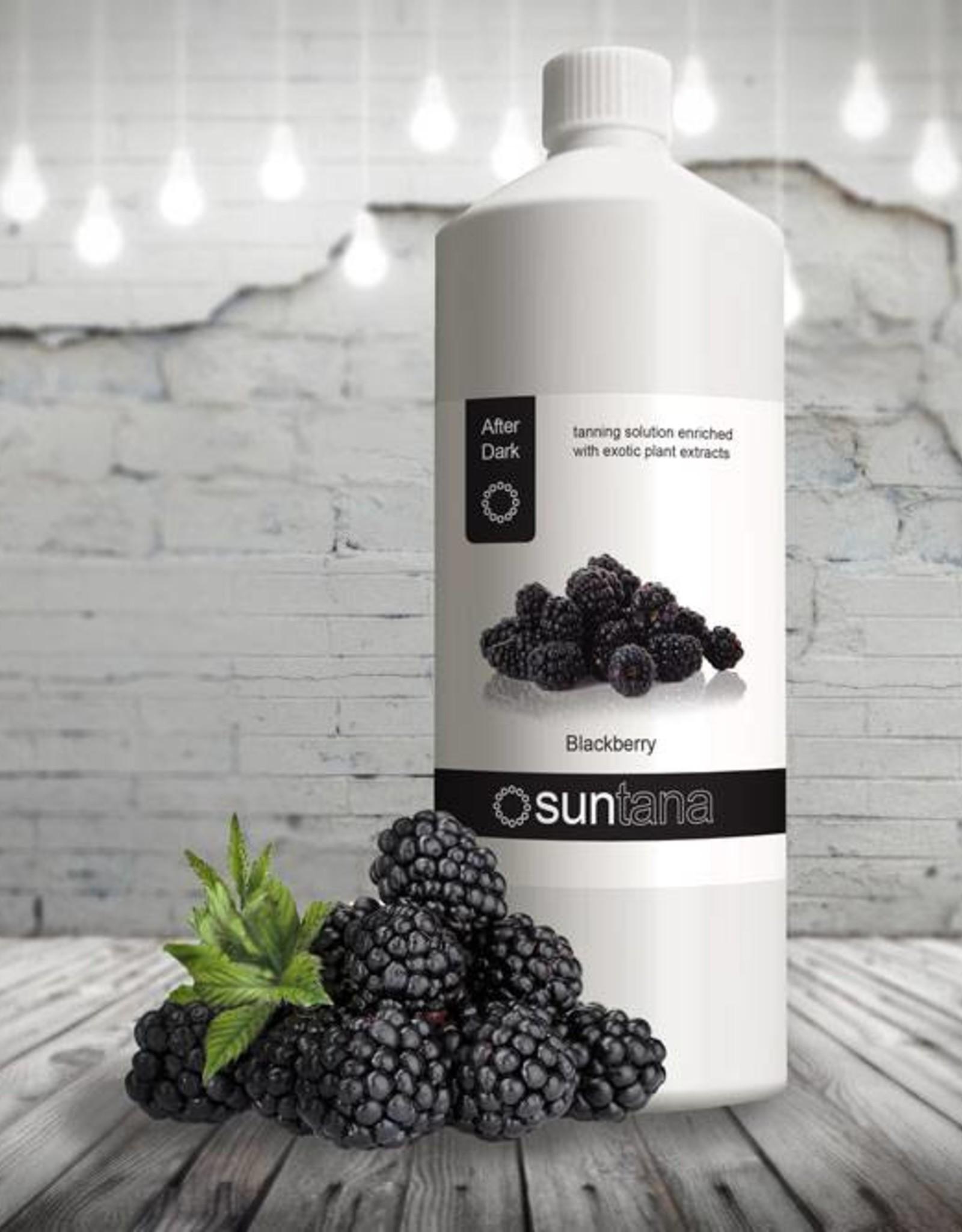 Suntana Suntana Blackberry - 14% DHA - Spray Tan vloeistof