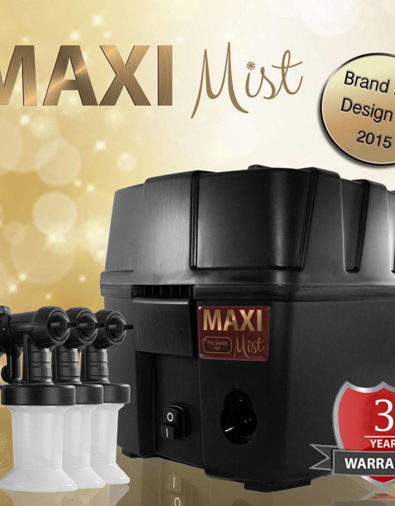 MaxiMist Starterspakket Maximist Pro TNT | HVLP - Spray Tan