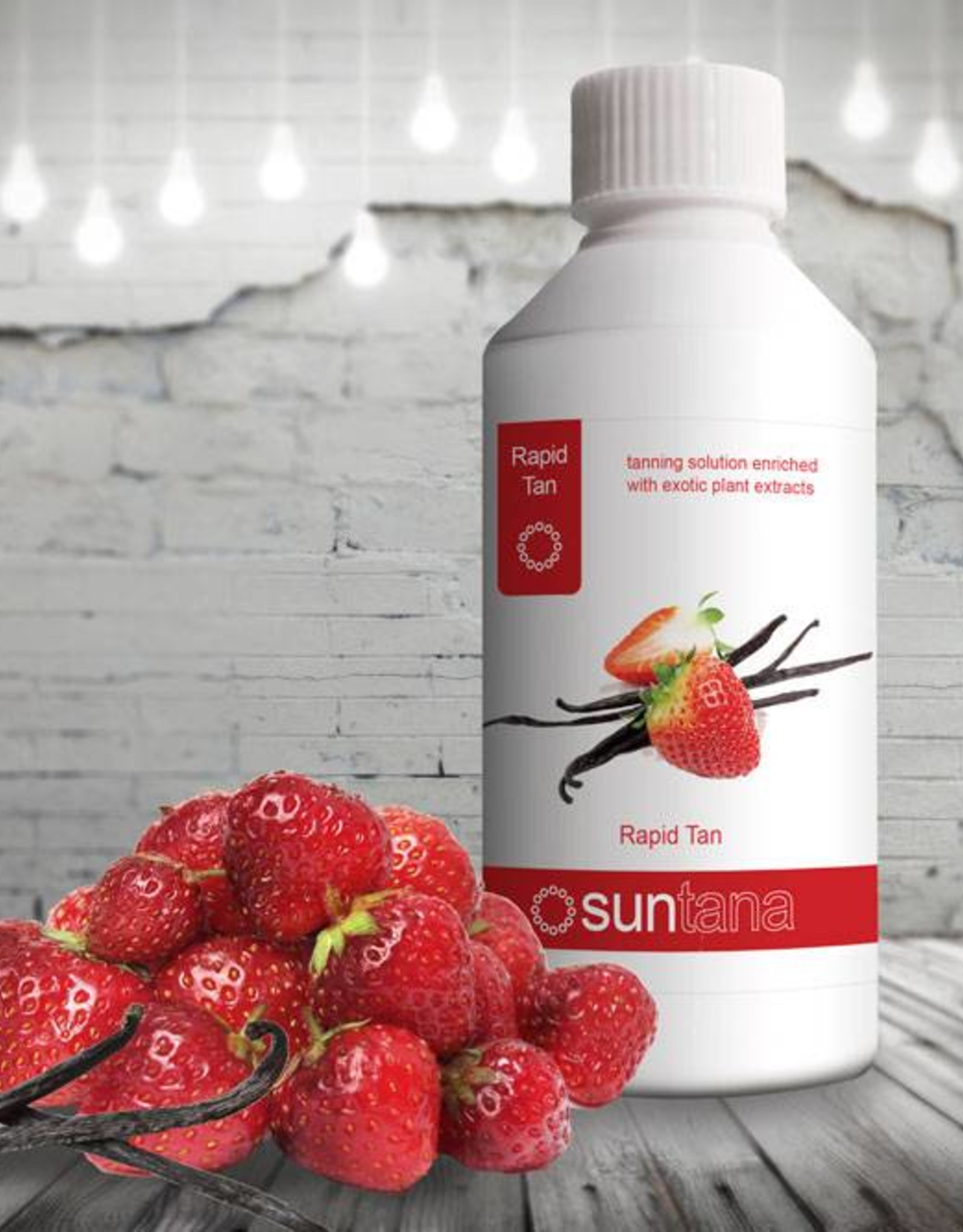 Suntana Suntana Rapid Tan Vloeistof- Snelbruiner