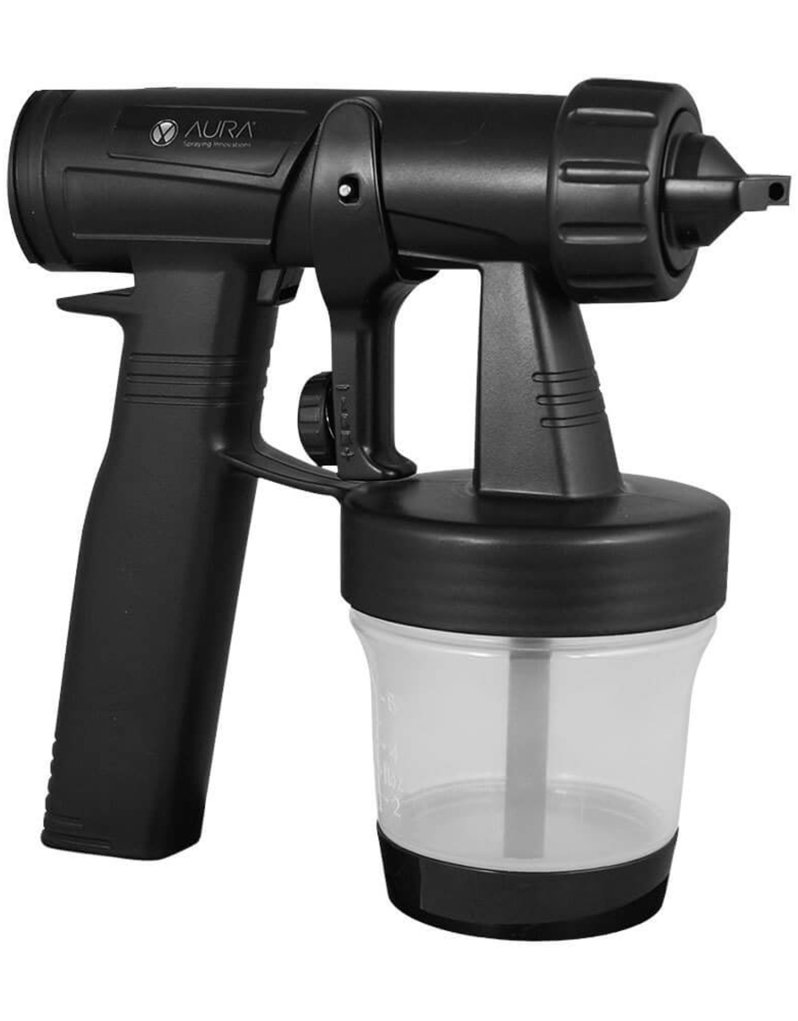 Aura Aura Allure  Spray Tan applicator met bijgevoegde beker