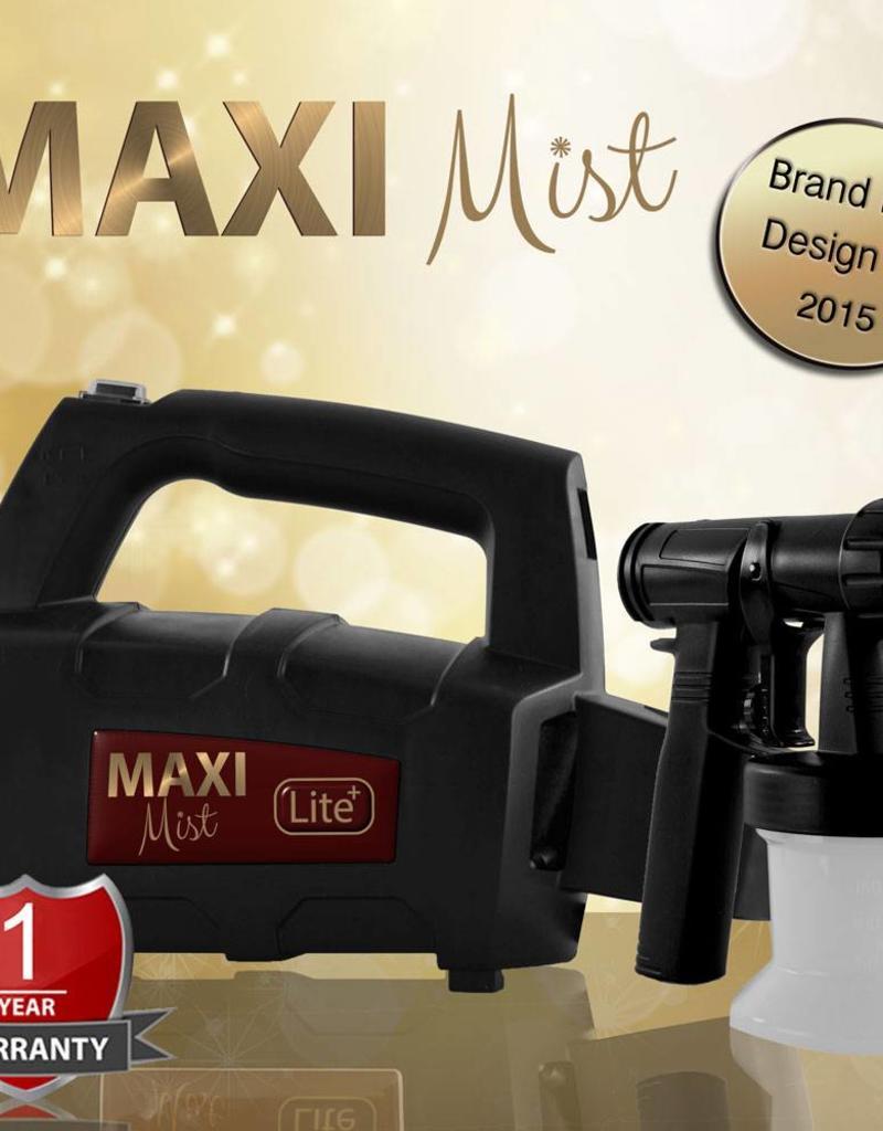MaxiMist Starterspakket Maximist Lite Plus | HVLP - Spray Tan