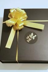 Sjolie Luxueuze geschenkenset/ giftset van Sjolie selftan bronzing mousse met een Sjolie velours selftan glove/ handschoen