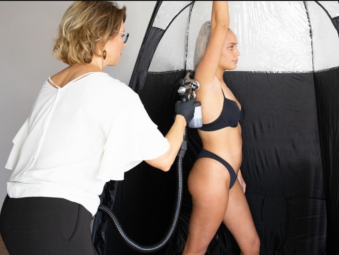 Verkoop tips Spraytan behandelingen