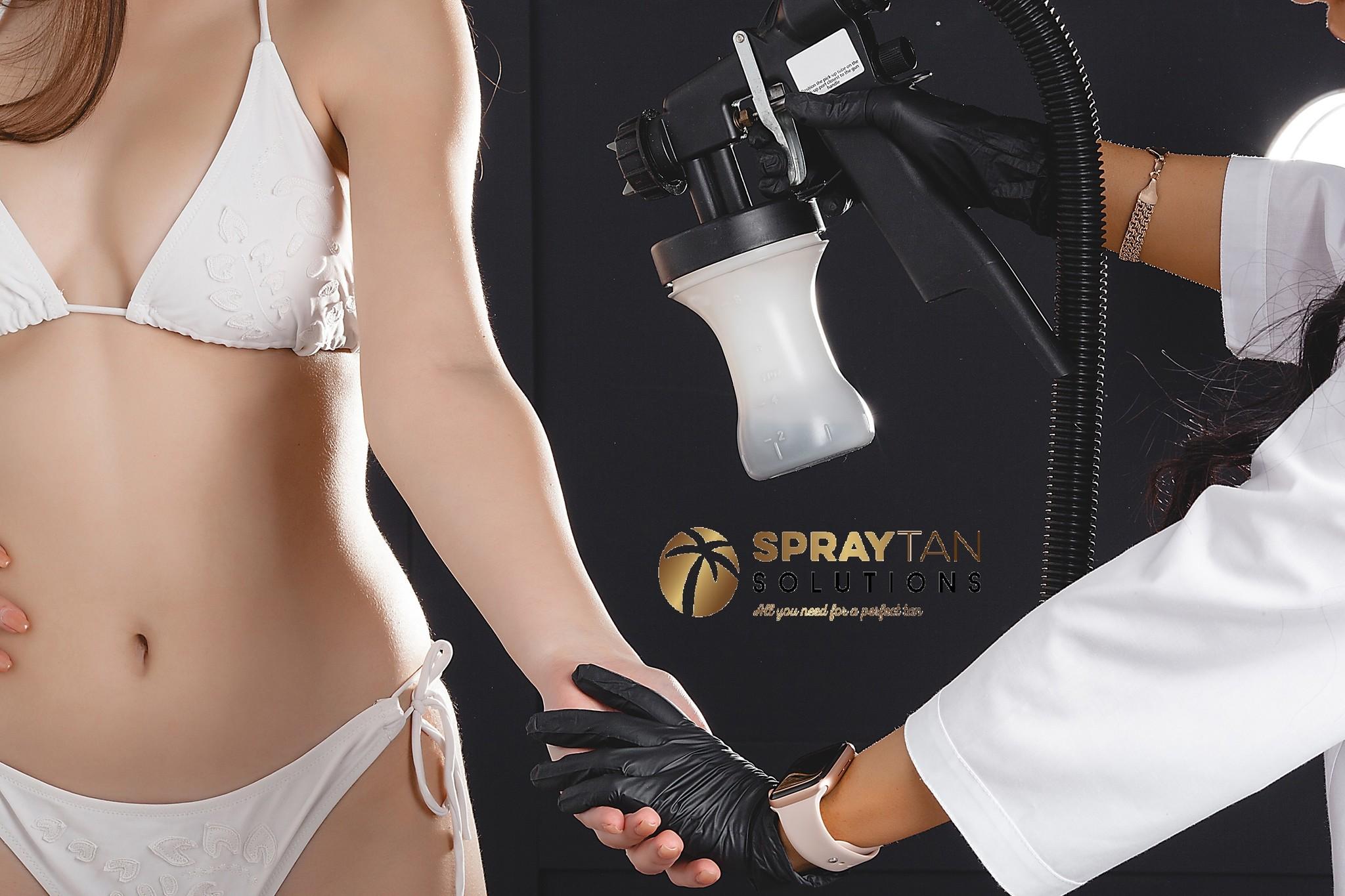 De belangrijkste ingrediënten in de Spray Tan vloeistof