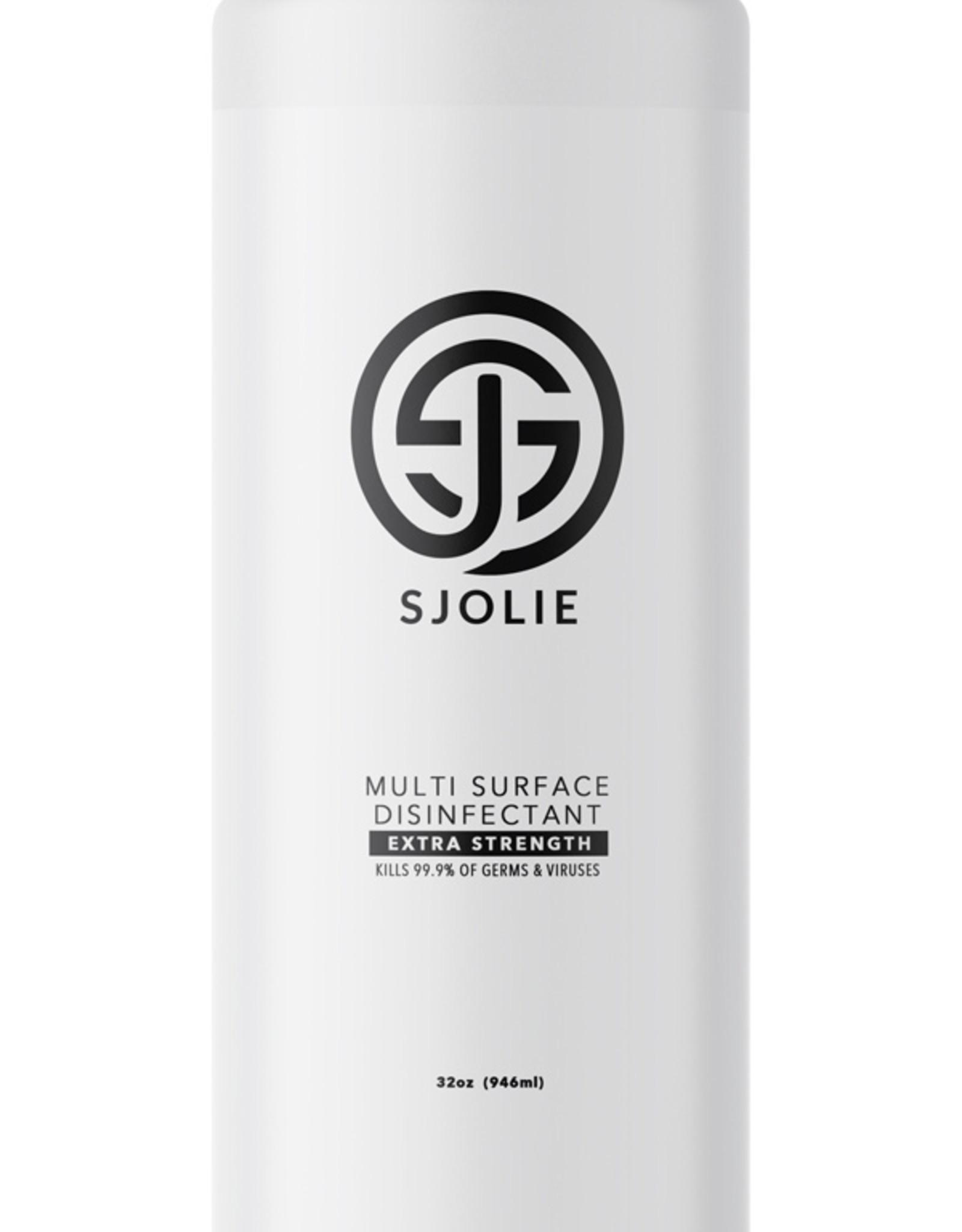 Sjolie Extra sterke  desinfecterende spray