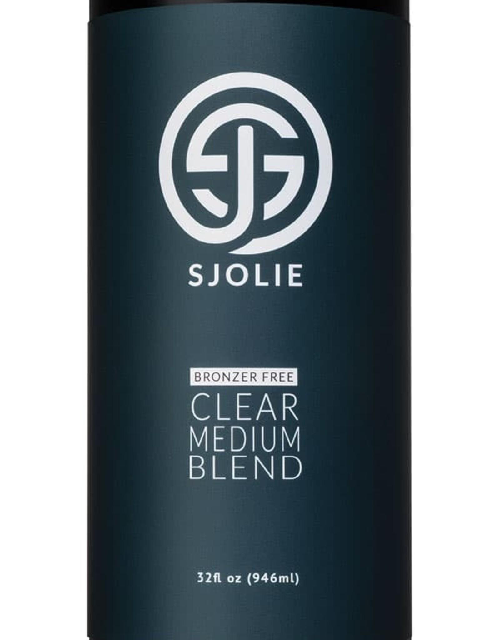 Sjolie Sjolie Medium CLEAR Spraytan vloeistof