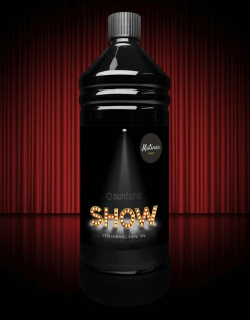 Suntana Suntana V - Light Tan (8%DHA) / Show Tan Matinee -Spray Tan vloeistof