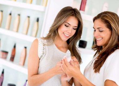 Salon verkoop