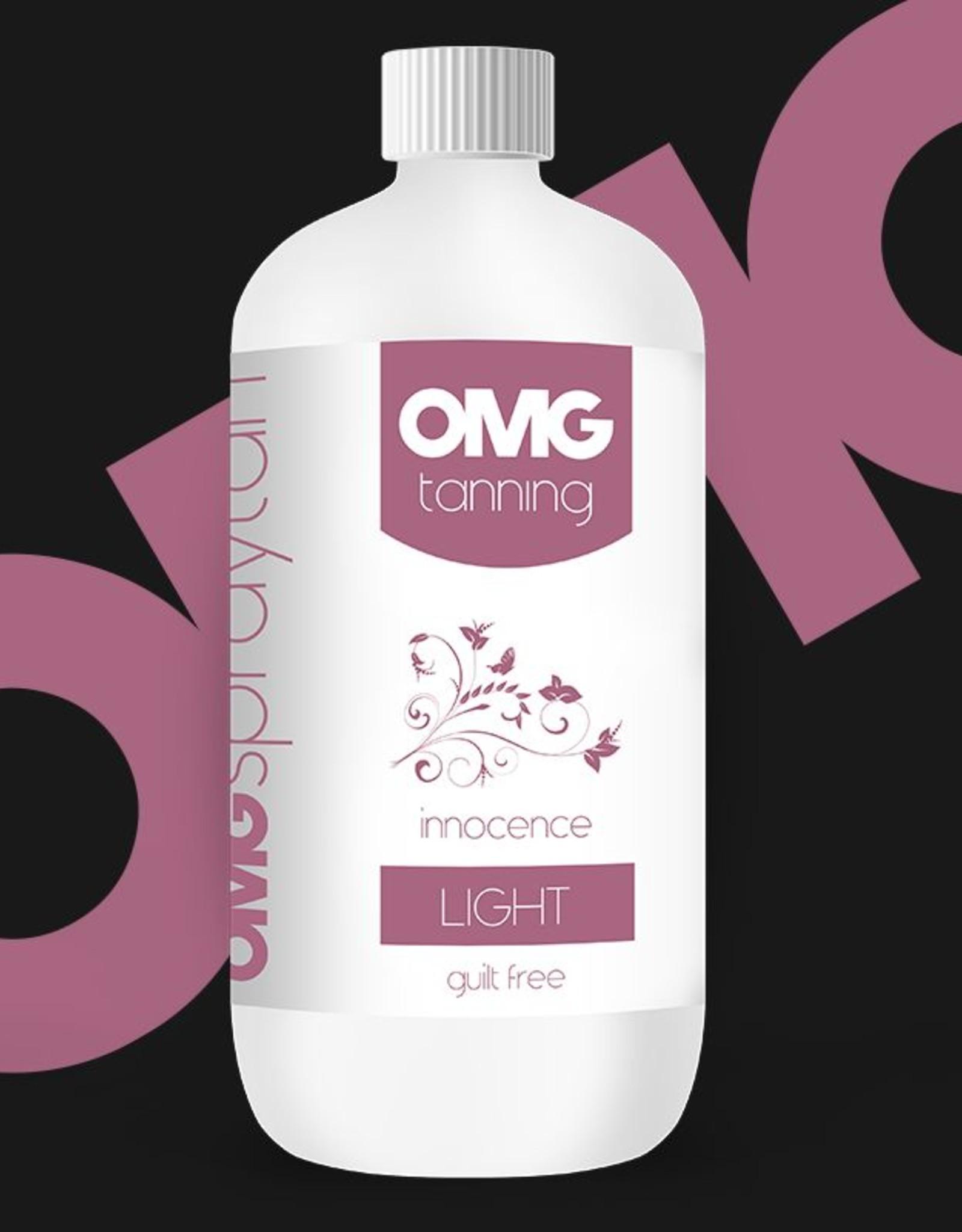 OMG Innocence - Light Tan