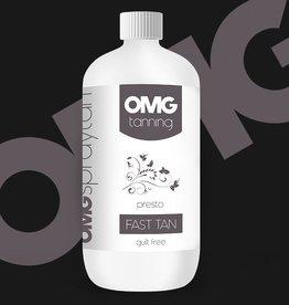 OMG Presto - Fast Tan
