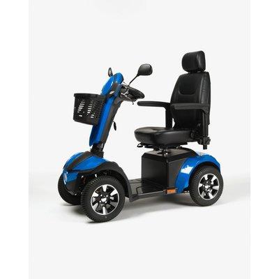 Scootmobiel Mercurius 4 LTD Blauw