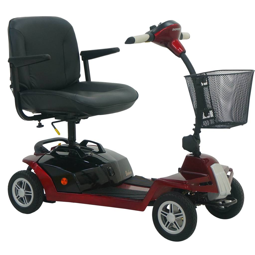 Scootmobiel Shoprider 7A demontabel