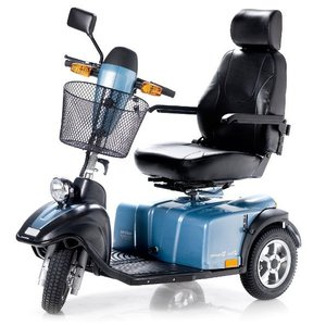 Revamed Scootmobiel Mini Crosser E 3-Wiel