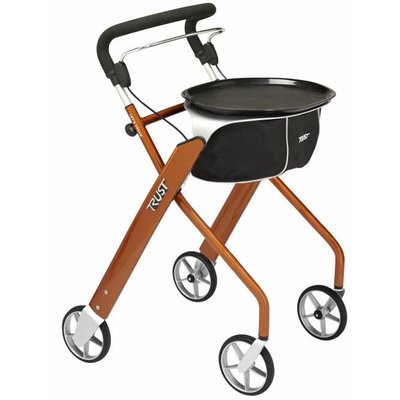 TrustCare  Let's Dream Sunset Indoor Rollator