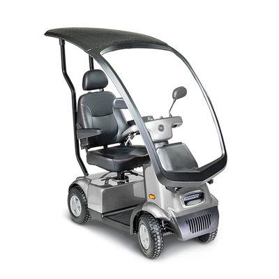 Scootmobiel Afikim Breeze C4 Plus Met Overkapping