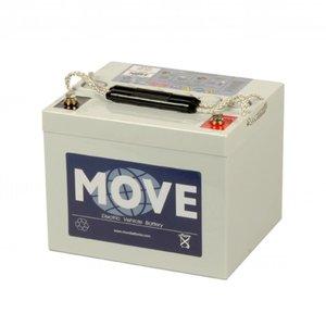 Accu / batterij 12 Volt 50Ah