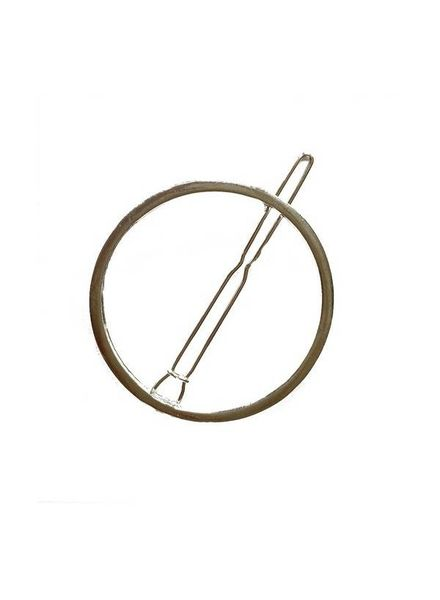 Jozemiek ® Minimalistische haarspeld cirkel