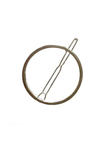 Jozemiek ® Minimalistischer Haarnadelkreis