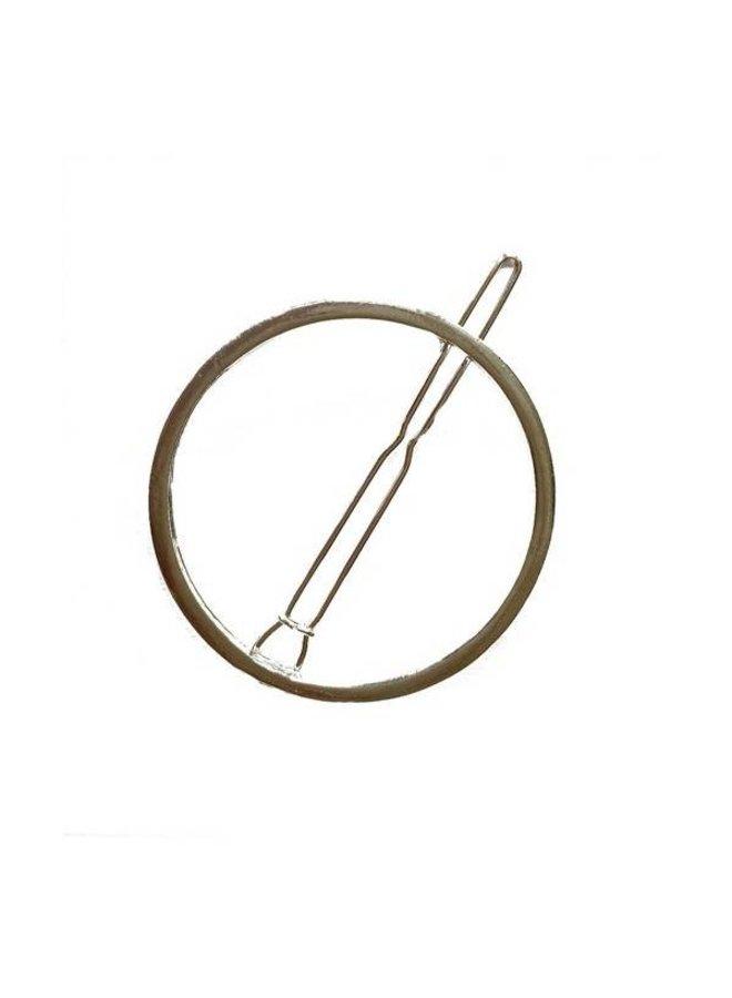 Minimalistischer Haarnadelkreis