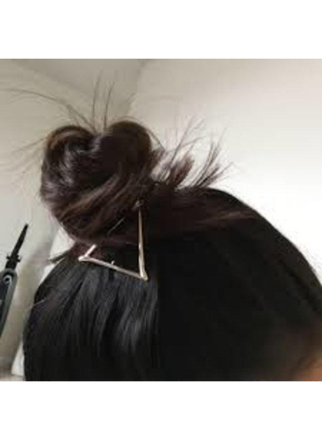 Minimalistisches Haarnadel-Dreieck