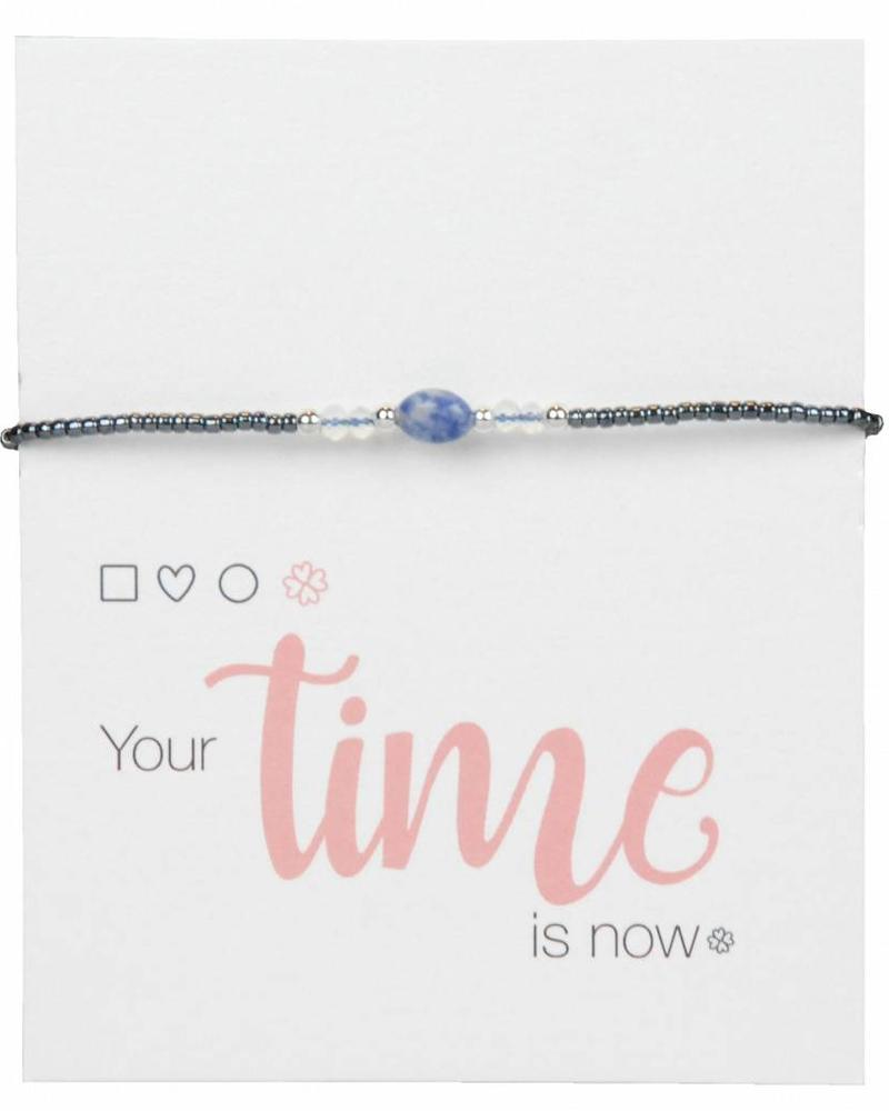 Jozemiek ® Jozemiek Natural Stone Bracelet Blue l LIMITED EDITION