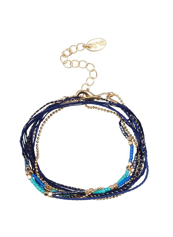 Jozemiek Rakhi soul collection: Royal Blue