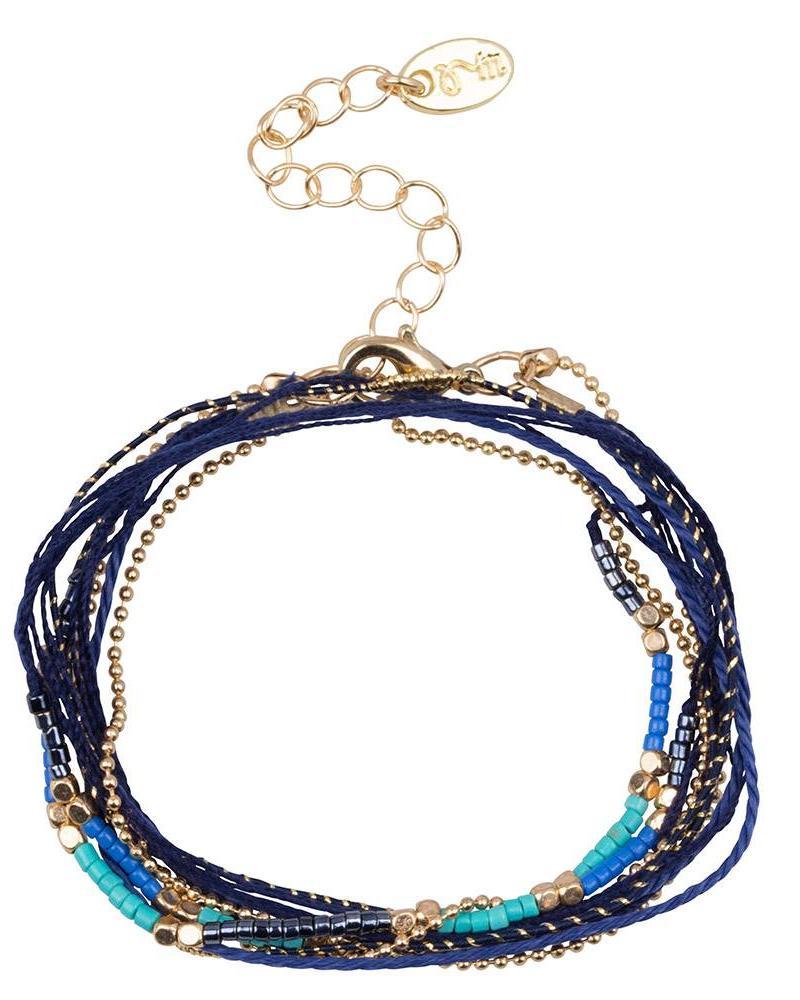 Jozemiek ® Rakhi soul collection: Royal Blue