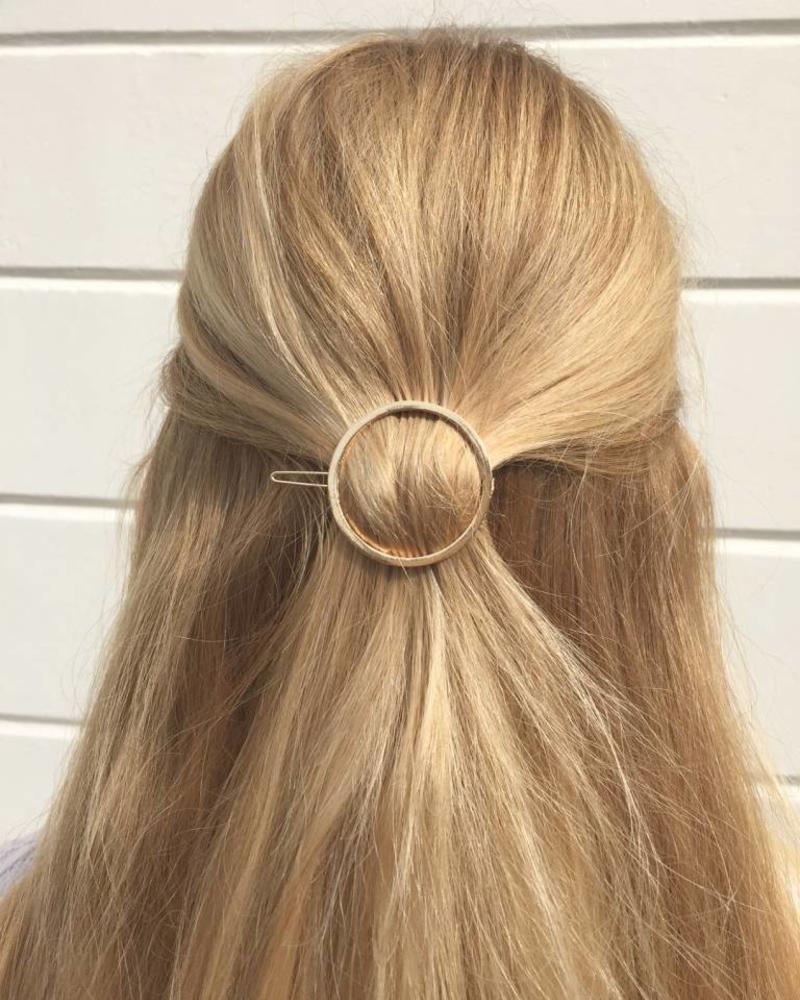 Jozemiek ® Hairclip circle