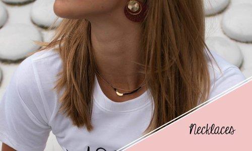 Necklaces by Jozemiek