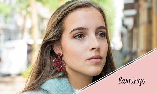 Earrings by Jozemiek