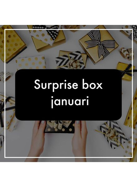 Jozemiek ® Januari Surprise box