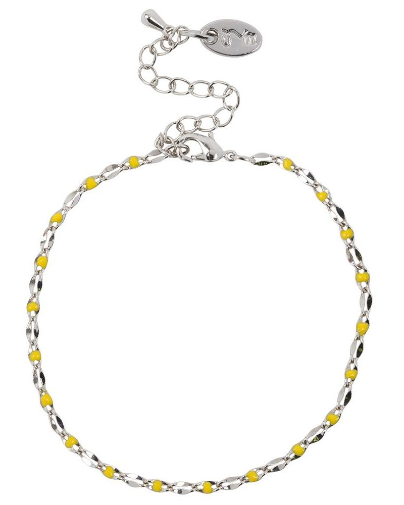 Jozemiek ® ONE DAY charity bracelet yellow (14k yellow gold or white gold plated)
