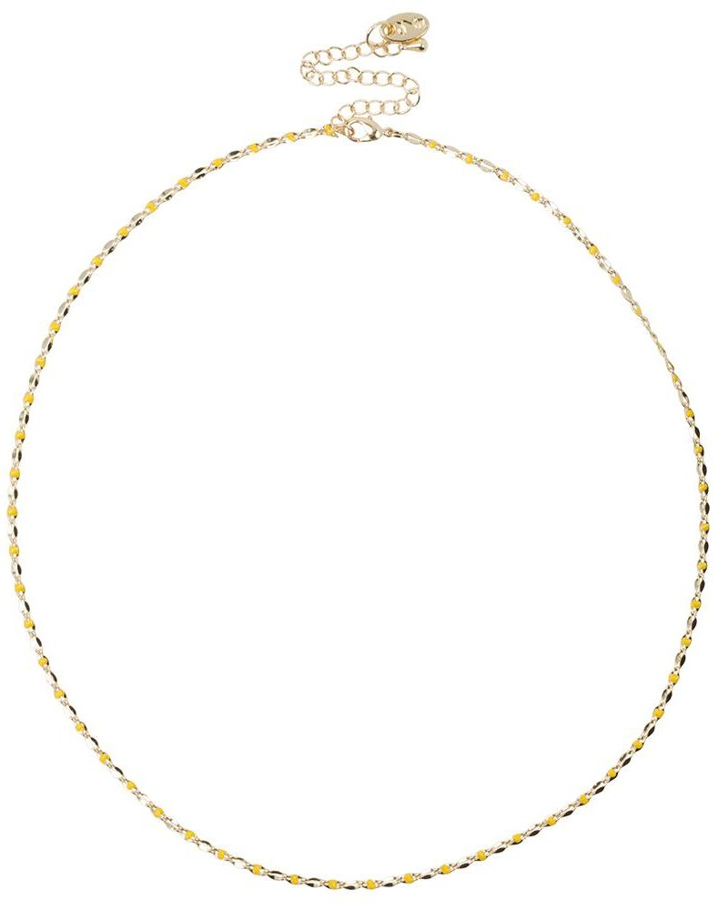 Jozemiek ® ONE DAY charity necklace yellow