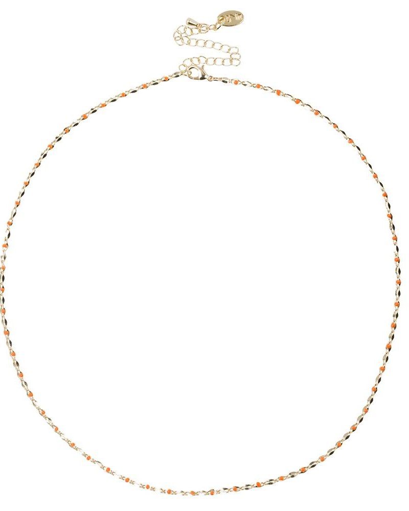 Jozemiek ® ONE DAY charity necklace orange