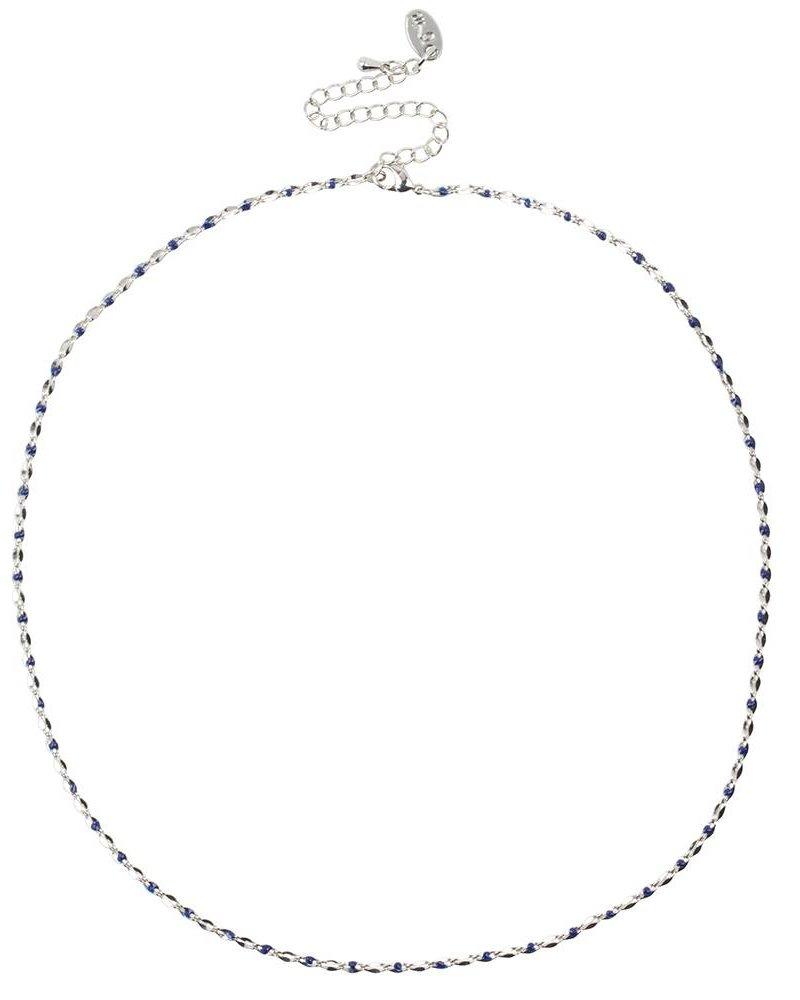 Jozemiek ® ONE DAY charity necklace blue