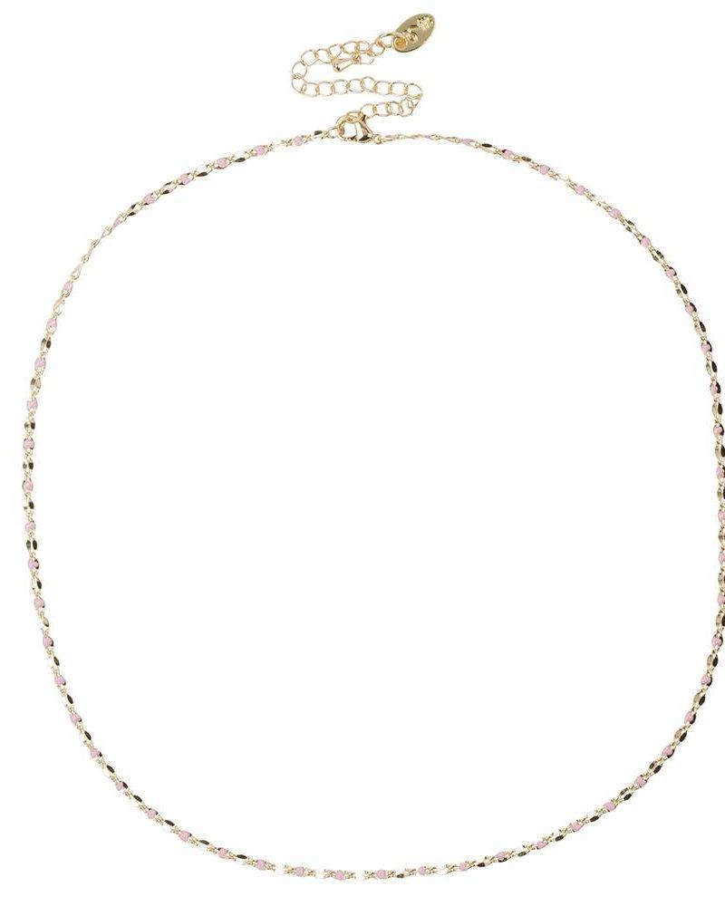 Jozemiek ® ONE DAY charity necklace pink