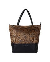 Jozemiek ® Zebra Shopper braun