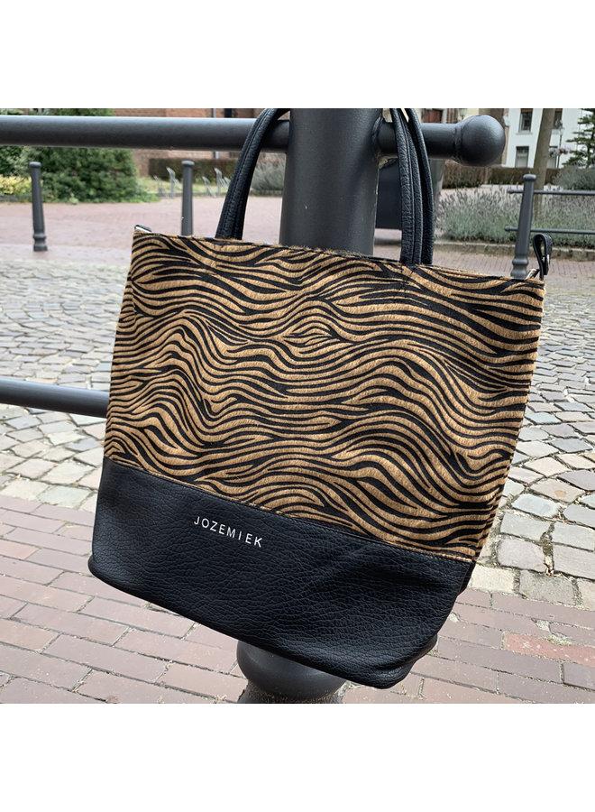 Jozemiek Zebra Shopper braun