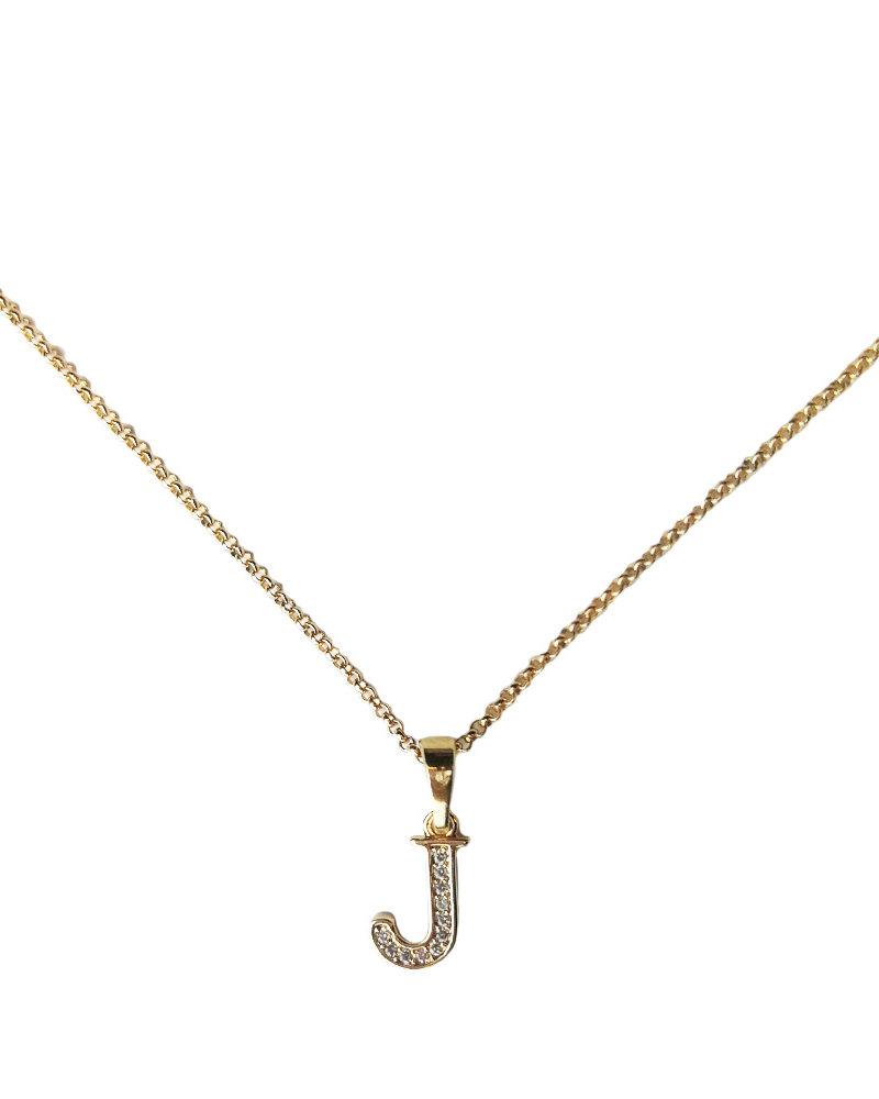 Jozemiek ® Jozemiek Initiaal Charm