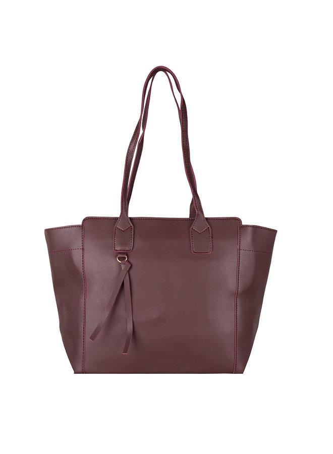 Jozemiek Shopper stylish - Bordeaux
