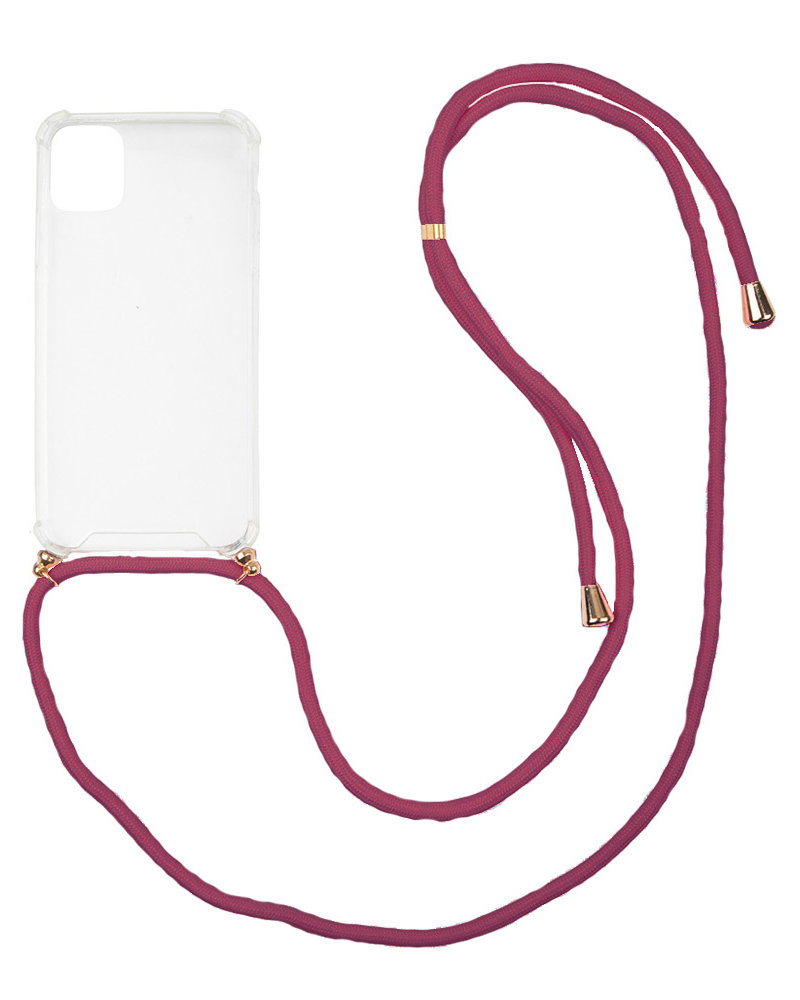 Jozemiek ® Jozemiek phone case with cord Iphone 11