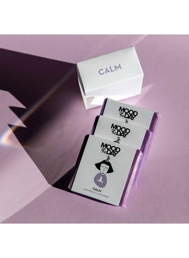 Jozemiek MOOD OF THE DAY Soap Bars -calm