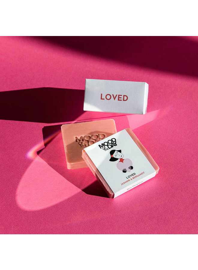 Jozemiek MOOD OF THE DAY Soap Bars -loved