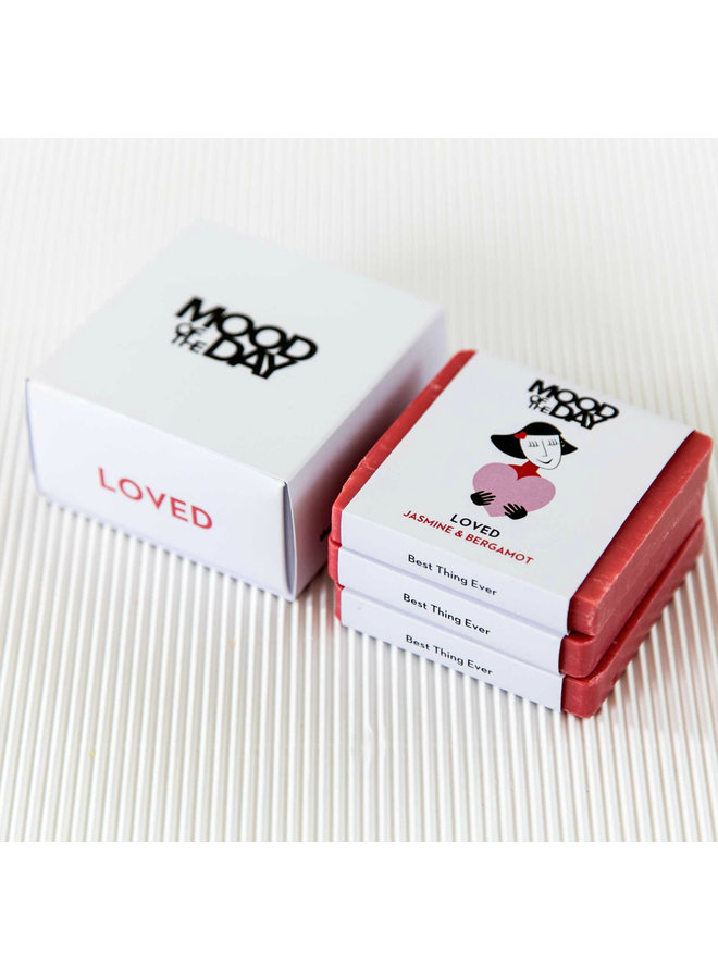 Jozemiek MOOD OF THE DAY Soap Bars-loved