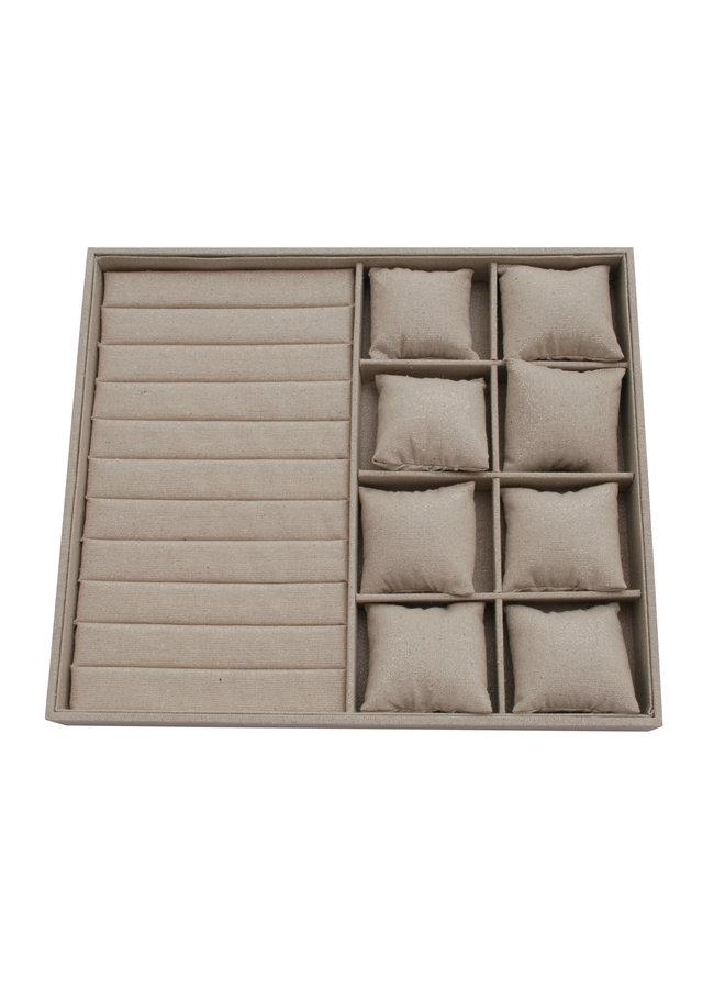 Jozemiek Linen jewelry box