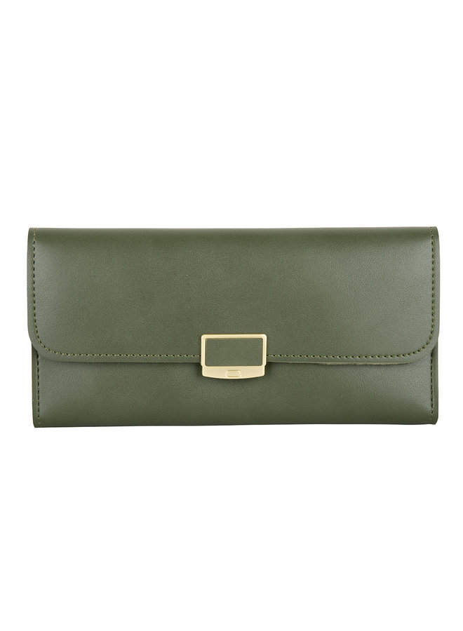 Classic portemonnee Iris - Groen